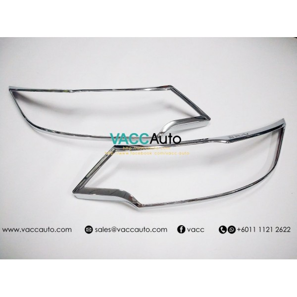 BR-V / BRV (1st Gen) Head Lamp Chrome Cover