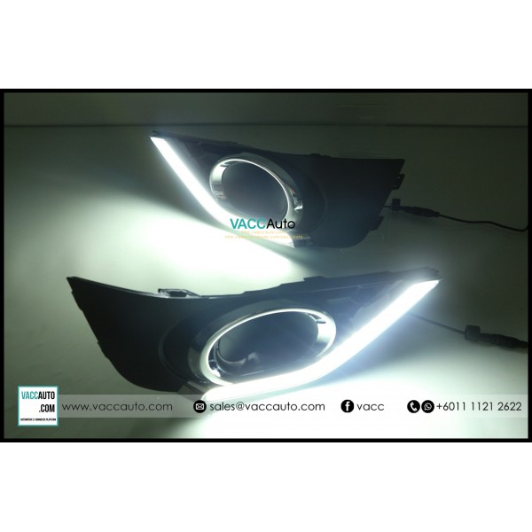 BR-V / BRV (1st Gen) Fog Lamp with Day Light and S...