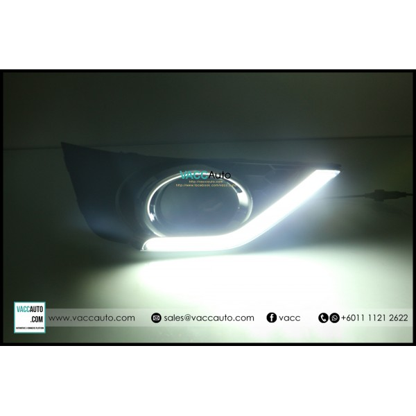 BR-V / BRV (1st Gen) Fog Lamp with Day Light and Signal Lamp