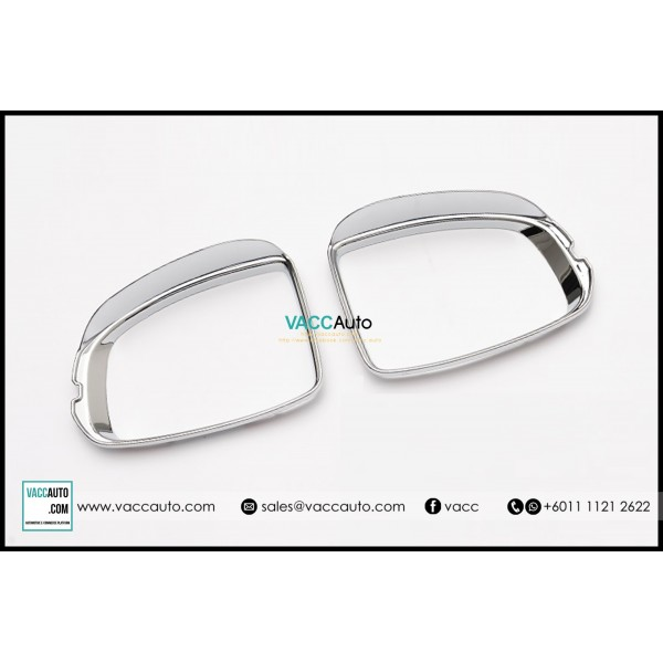 BR-V / BRV (1st Gen) Side Mirror Chrome Frame