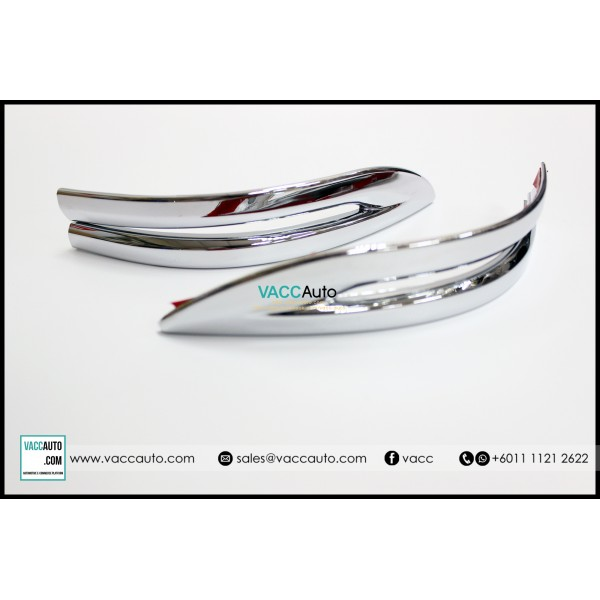 BR-V / BRV (1st Gen) Side Mirror Chrome Lining