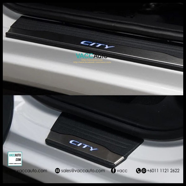 City (6th Gen) OEM LED Door Step