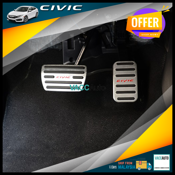 Civic (10th Gen) Auto Pedal