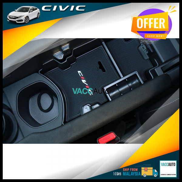Civic (10th Gen) Coin Box