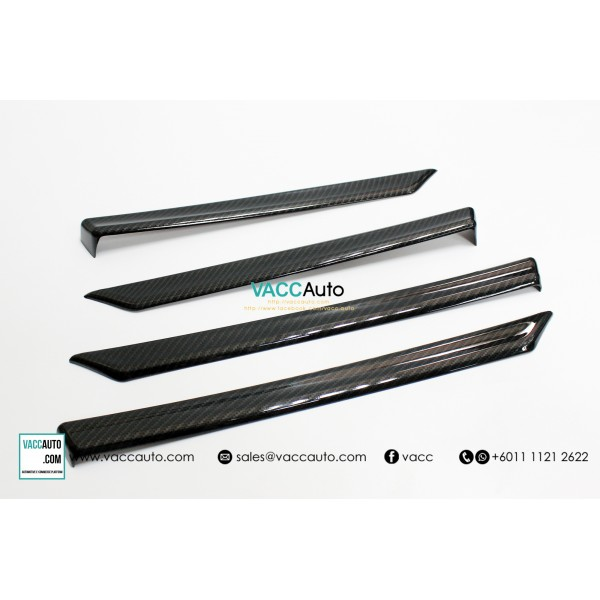 Civic (10th Gen) Door Carbon Panel