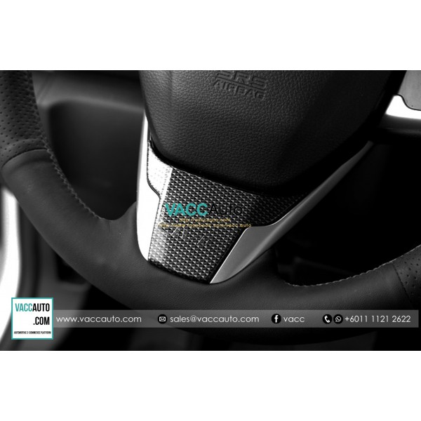 Civic (10th Gen) Steering Lower Carbon (Type B)