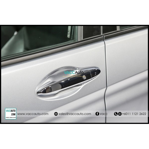 HR-V / HRV / VEZEL (1st Gen) Chrome Handle