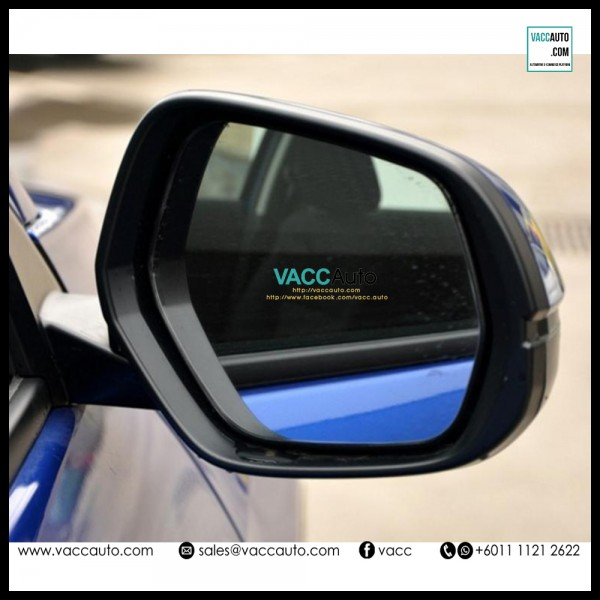 HR-V / HRV / VEZEL (1st Gen) Side Mirror Upper Cover / Mirror Only