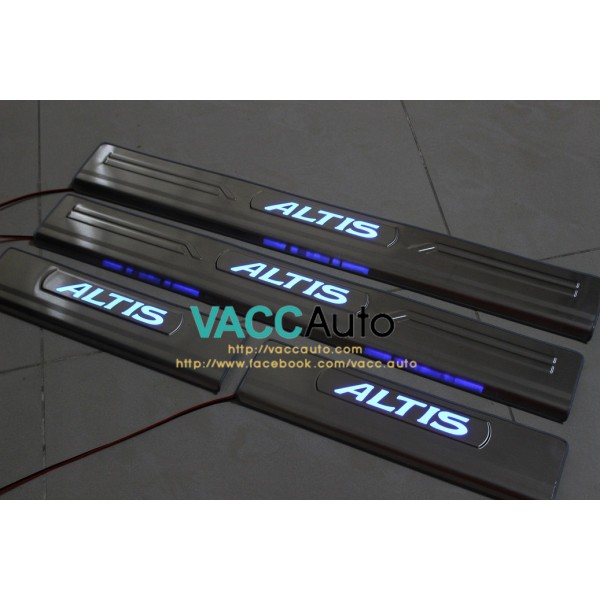 Altis (11th Gen) LED Door Step / Scuff Plate