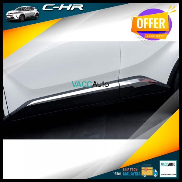 Toyota C-HR / CHR Door Moulding