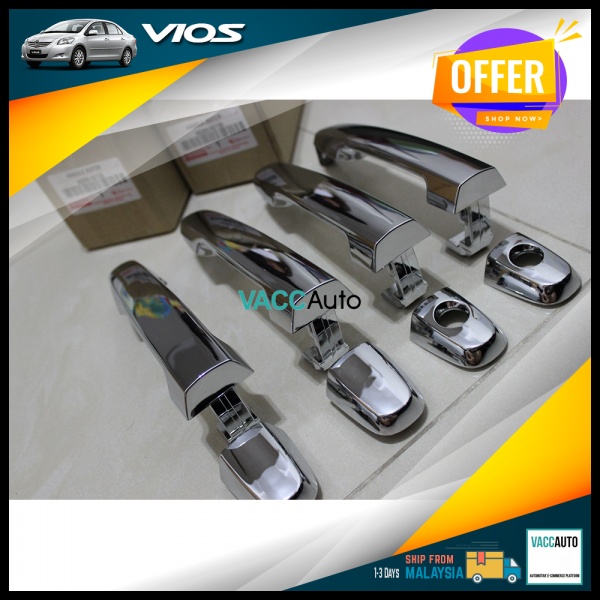 Vios (2nd Gen) Chrome Handle (Grade AAA)