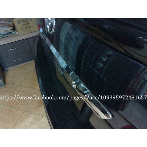 Vios (2nd Gen) Rear Chrome Bar - Replace Type