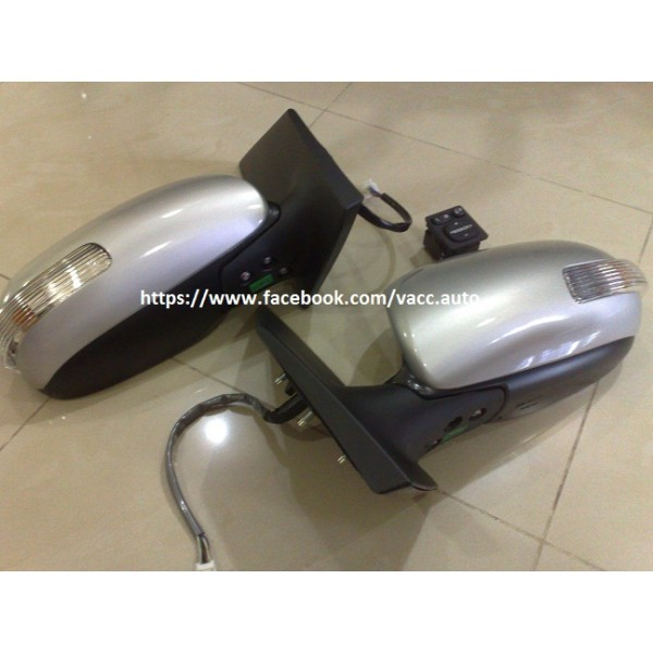 Vios (2nd Gen) Side Mirror Completed Set