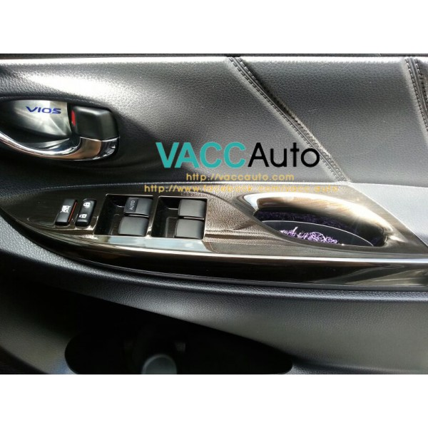 [Original] Vios (3rd Gen) Kelvar Door Panel - Luxu...