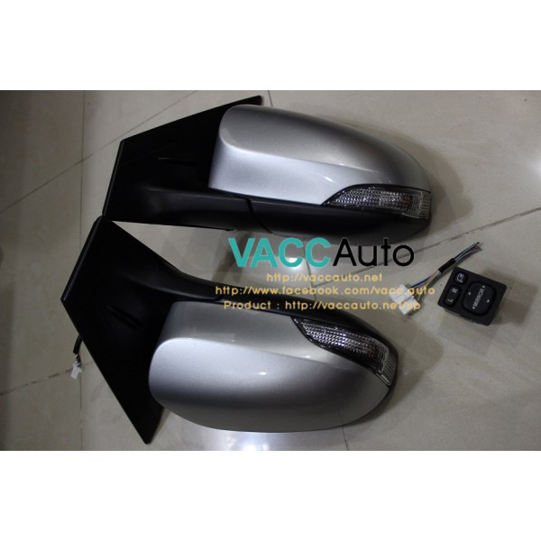 Vios (3rd Gen) Side Mirror Completed Set