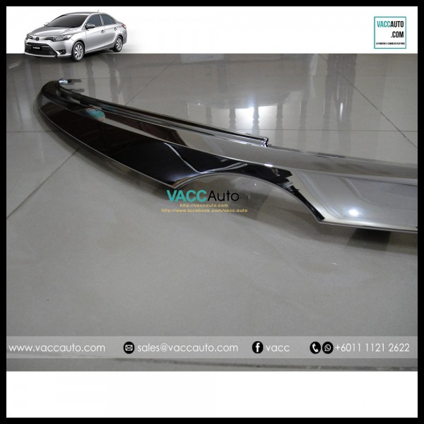 Vios (3rd Gen) Front Grill Chrome Bar