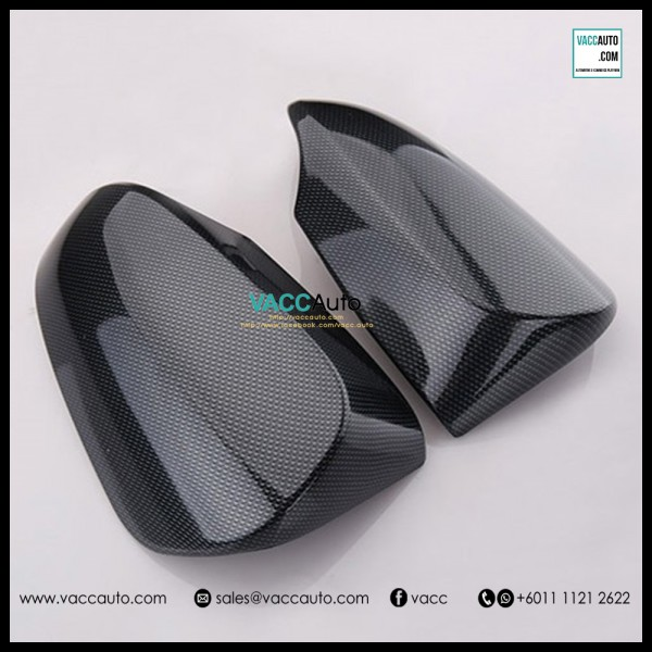 Toyota Side Mirror Carbon Cover