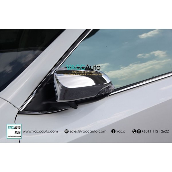 Toyota Side Mirror Chrome Cover