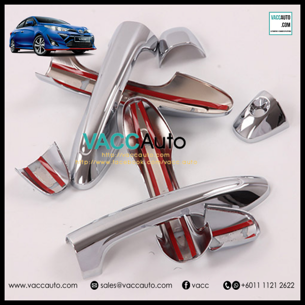 Toyota Vios 2019 Chrome Handle
