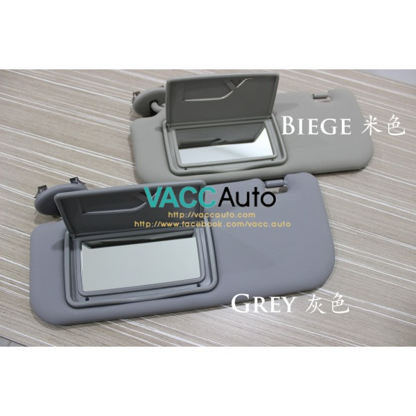 [Original] Vios (2nd Gen) Sun Visor with Mirror