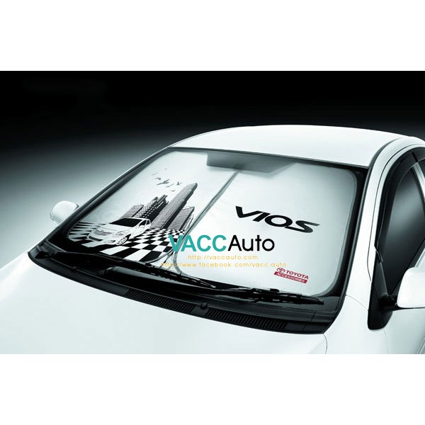 [Original] Vios (2nd Gen) Front Sunshade