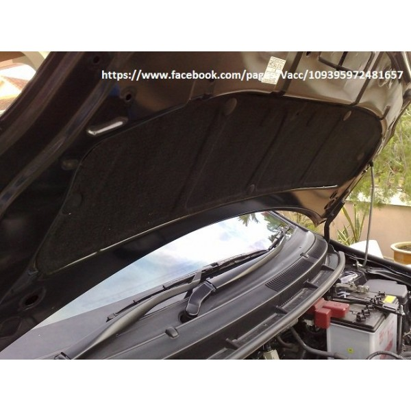 Vios (2nd Gen) Front Bonnet Soundproof Cover