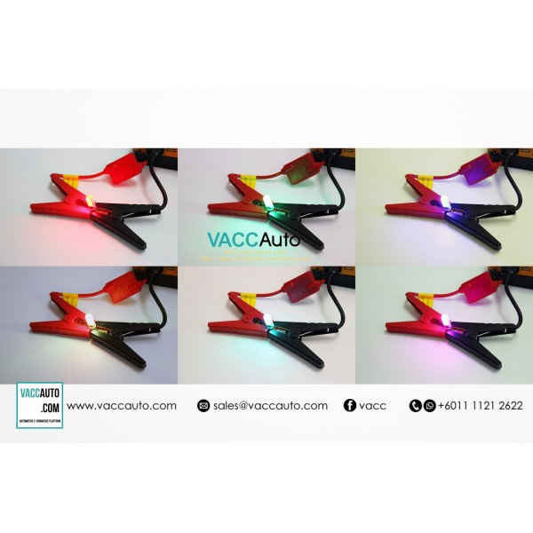 LED T10 Multi Color